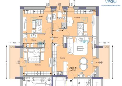 APP.6 - appartamento