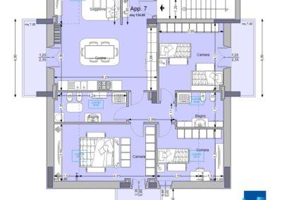APP.7 - appartamento