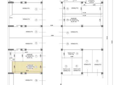 Garage 8 - plan. gen.
